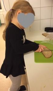 skär bröd